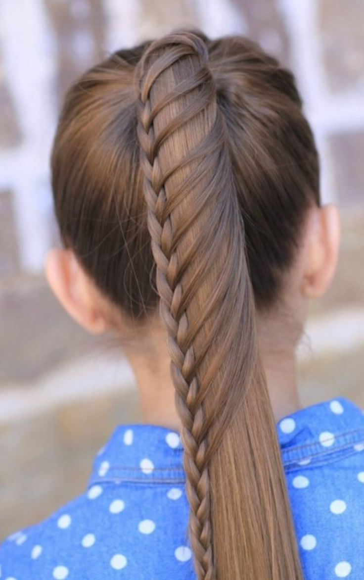 صور تسريحات شعر مدرسية , صور تسريحات شعر بسيطه