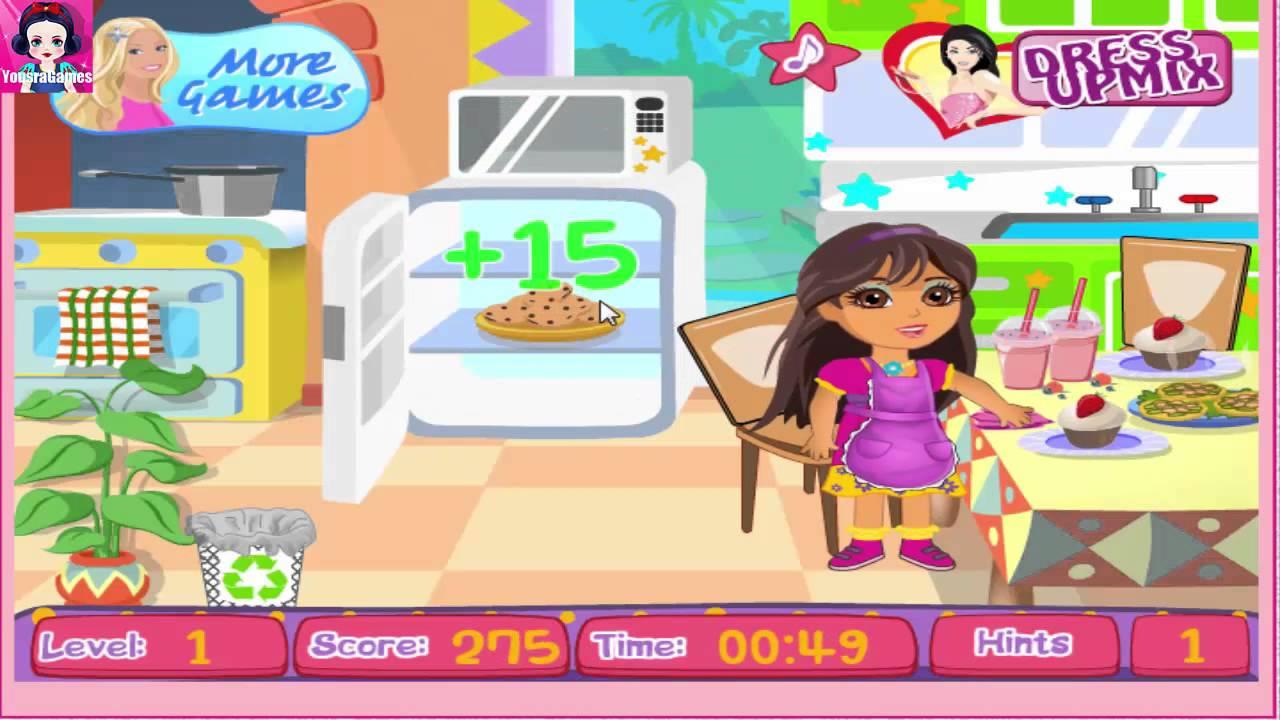 بالصور العاب تنظيف بيوت , العاب للاطفال البنات 2444