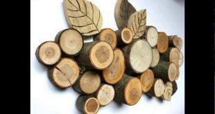 صور ديكورات من جذوع الشجر , ديكورات منزليه من الاخشاب