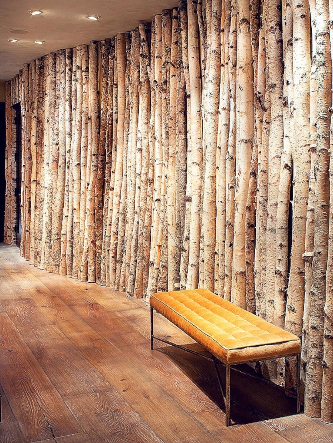 بالصور ديكورات من جذوع الشجر , ديكورات منزليه من الاخشاب 2448 8