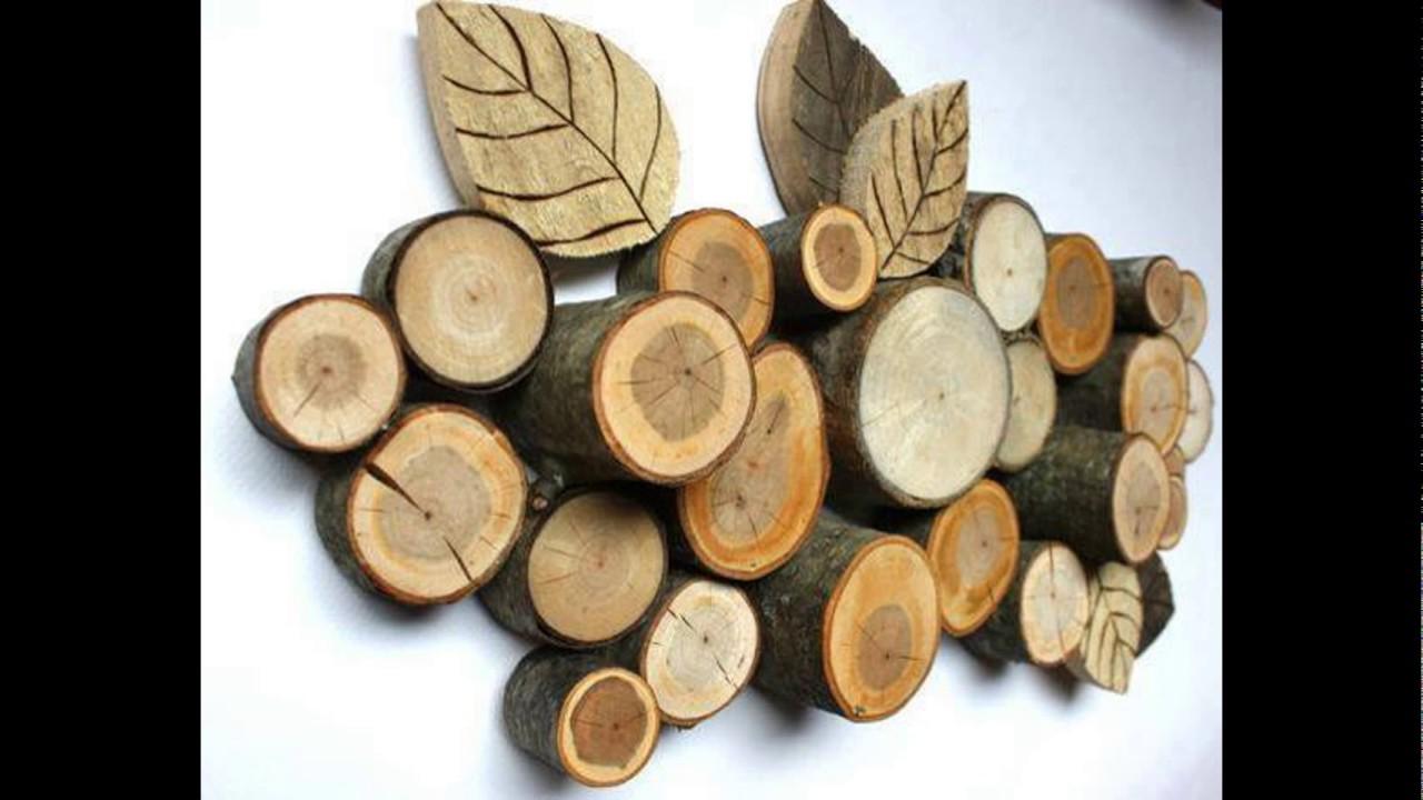 بالصور ديكورات من جذوع الشجر , ديكورات منزليه من الاخشاب 2448