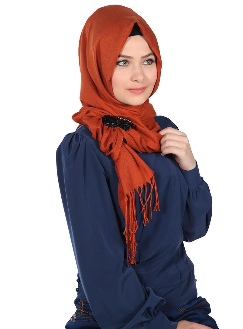 بالصور طرق لف الحجاب التركي , لفات حجاب جديده وعصريه 2457 10