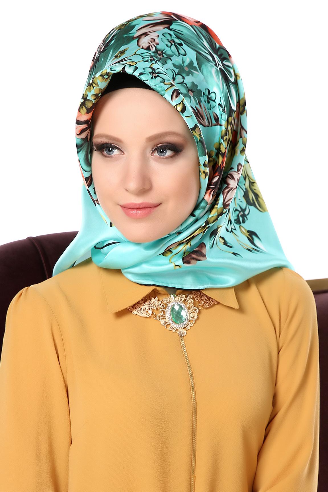 بالصور طرق لف الحجاب التركي , لفات حجاب جديده وعصريه 2457 11