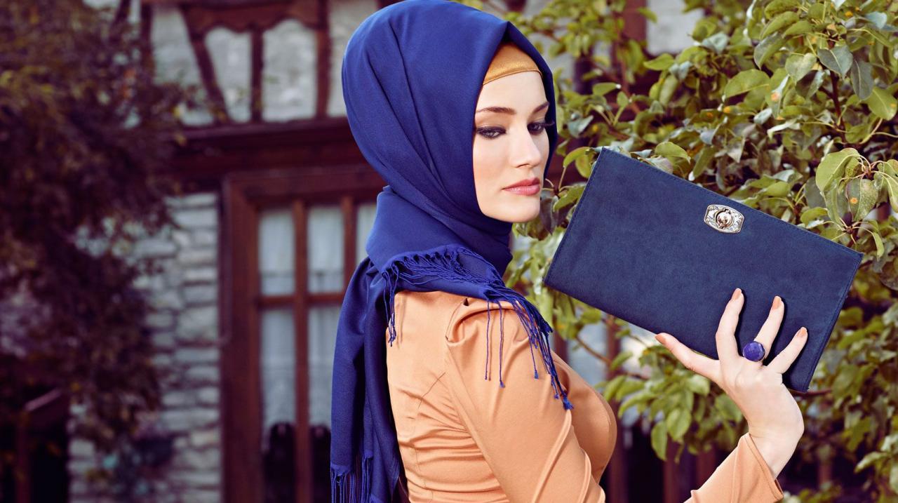 بالصور طرق لف الحجاب التركي , لفات حجاب جديده وعصريه 2457 2