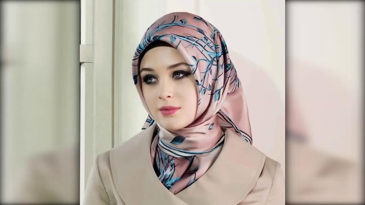 بالصور طرق لف الحجاب التركي , لفات حجاب جديده وعصريه 2457 5