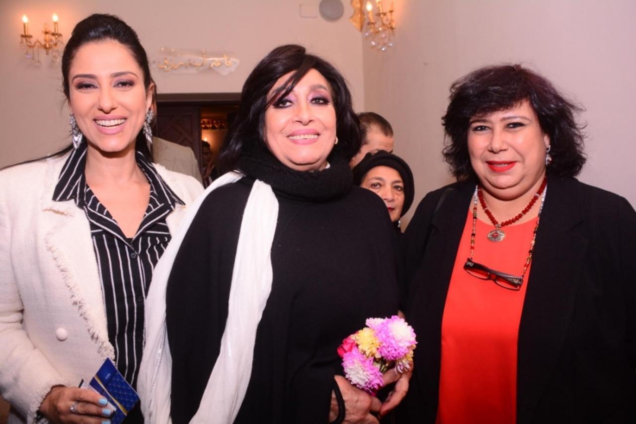 بالصور صور سهير المرشدي , بدايات سهير المرشدي علي المسرح 2459 5