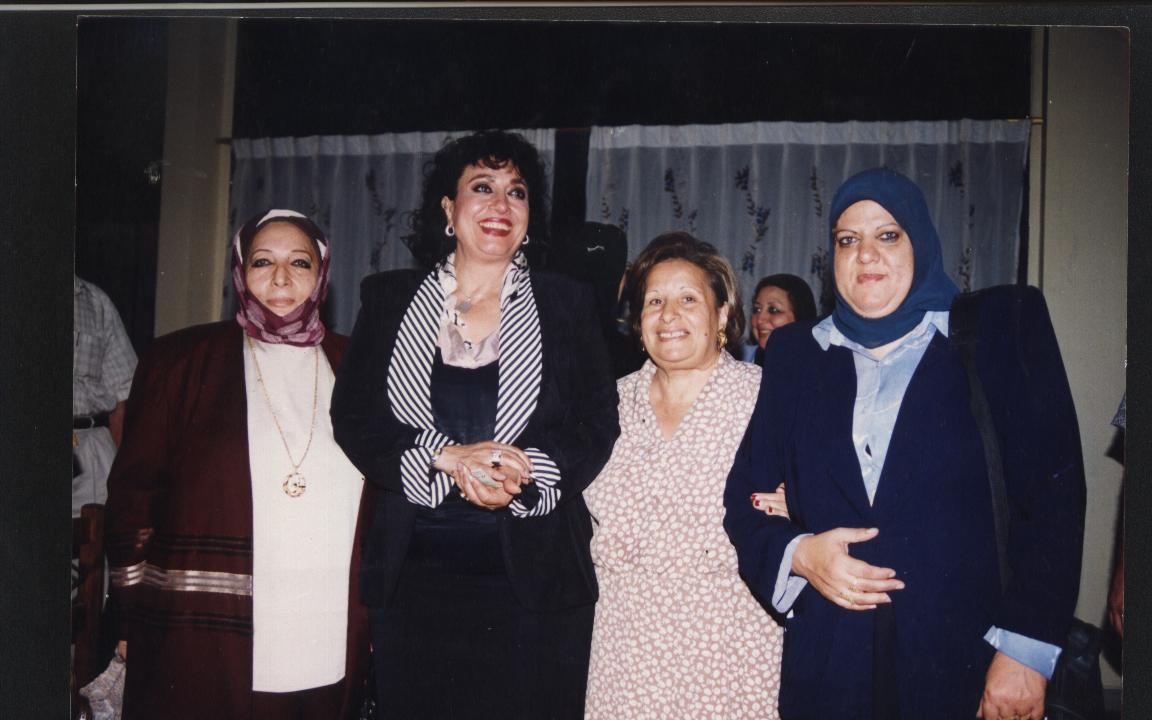 بالصور صور سهير المرشدي , بدايات سهير المرشدي علي المسرح 2459 6