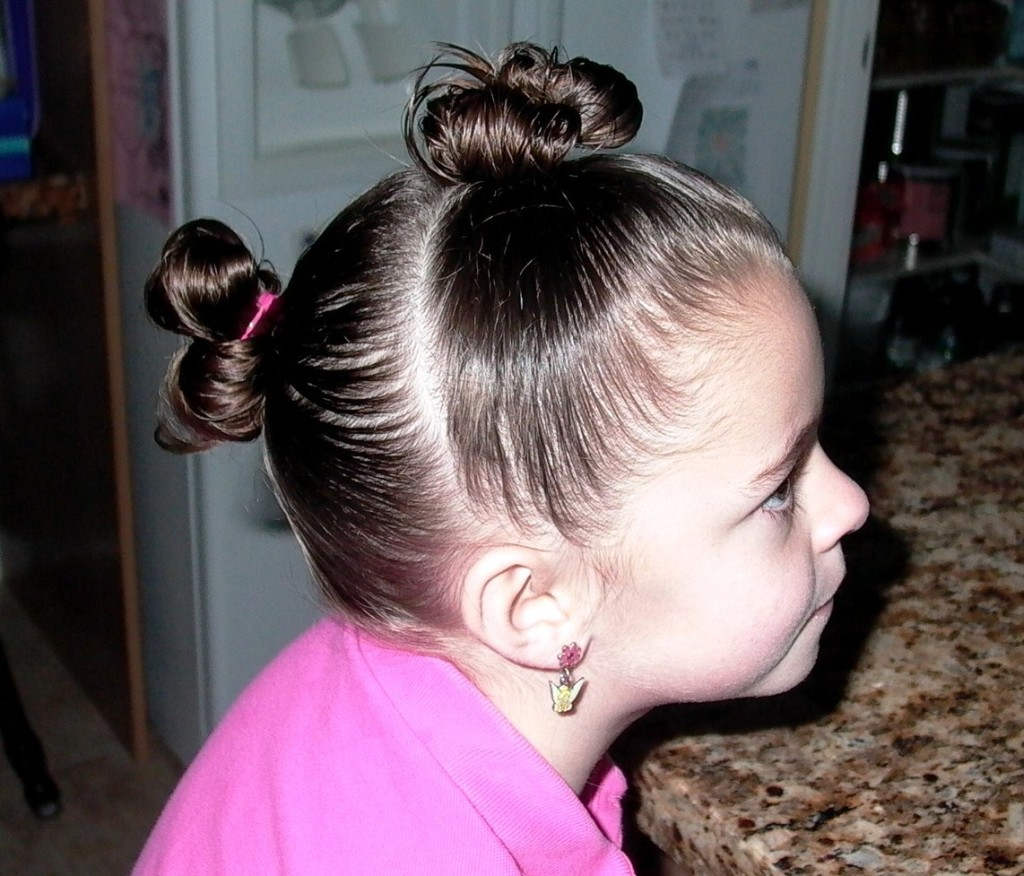 بالصور صور تسريحات للاطفال , صور تسريحات شعر للبنات الصغيره 2480 2