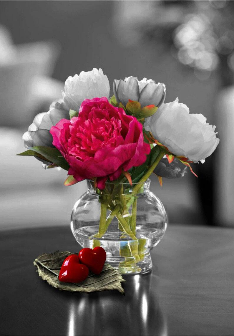 بالصور صورة بوكيه ورد , خلفيات بوكيه ورد طبيعي 2554 7