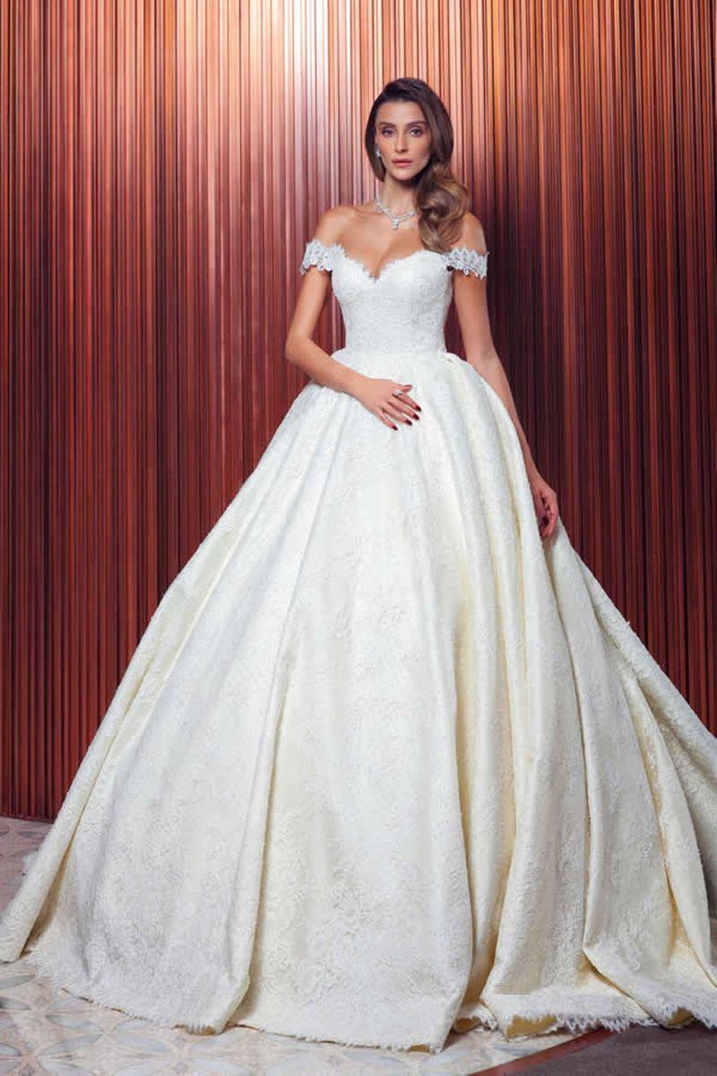 صور فساتين زفاف تركيه , موديلات فساتين افراح
