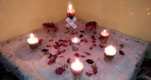 صور صور شموع رومانسية , اجمل الشموع الرومانسيه