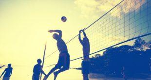 صور موضوع حول كرة الطائرة , فوائد لعب الكره الطائرة للجسم