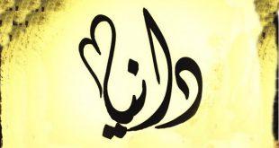 صور معنى اسم دانيا , تفسير اسم دانيا فى اللغه العربيه