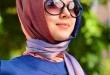 صور اجمل امراة متحجبة , ملكه جمال المحجبات