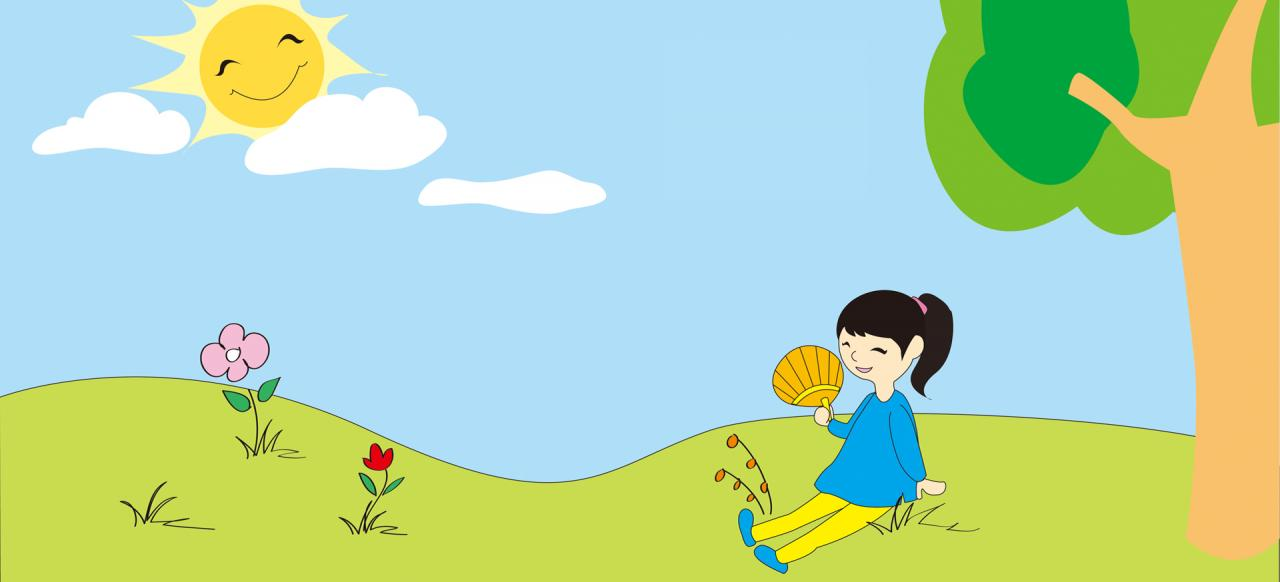صور رسم فصل الصيف , فصل الصيف يجعلك تبدع في الرسم