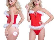 صور لانجري بابا نويل , لانجيرى مميز لراس السنة