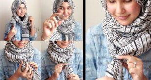 صور كيف الف الحجاب , لفات للحجاب جميله