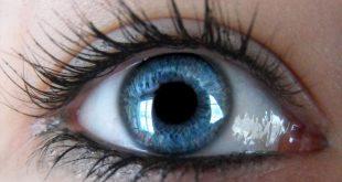 صور صور بنات عيون ملونه , علامه من علامات الجمال