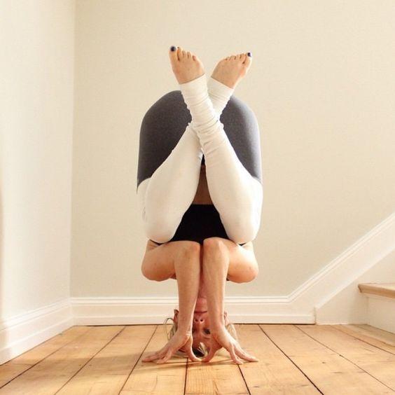 صورة كيفية ممارسة اليوغا , ازى تمارسى اليوغا
