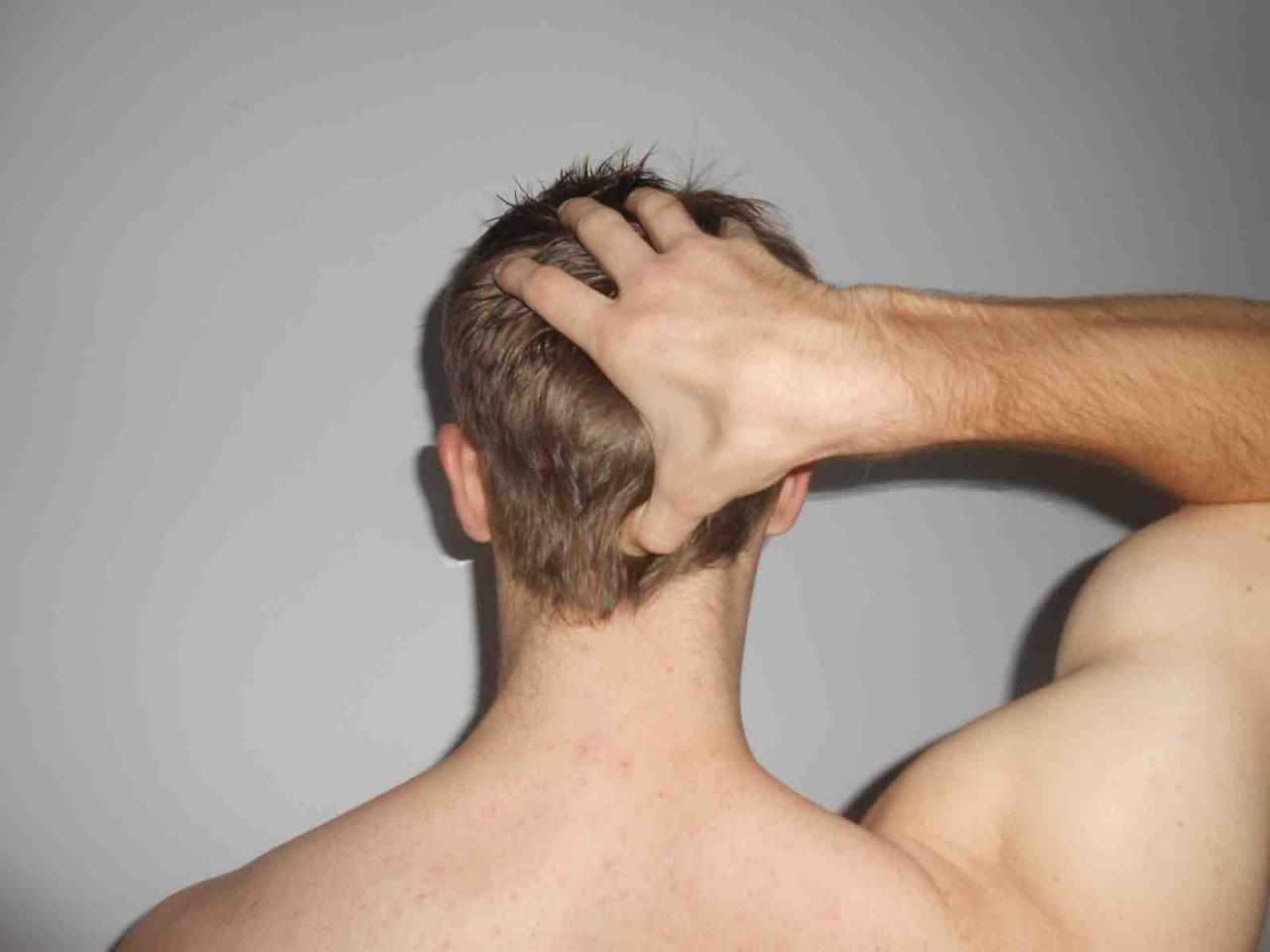 صورة ضغط الراس من الخلف , ما هى اسباب ضغط الراس من الخلف