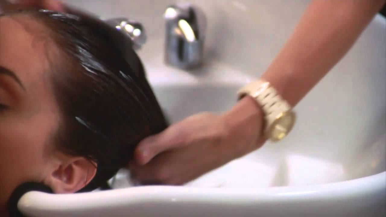 صور طريقة استخدام ماسك الشعر من لوريال , متعى نفسك بمسك الشعر من لوريال