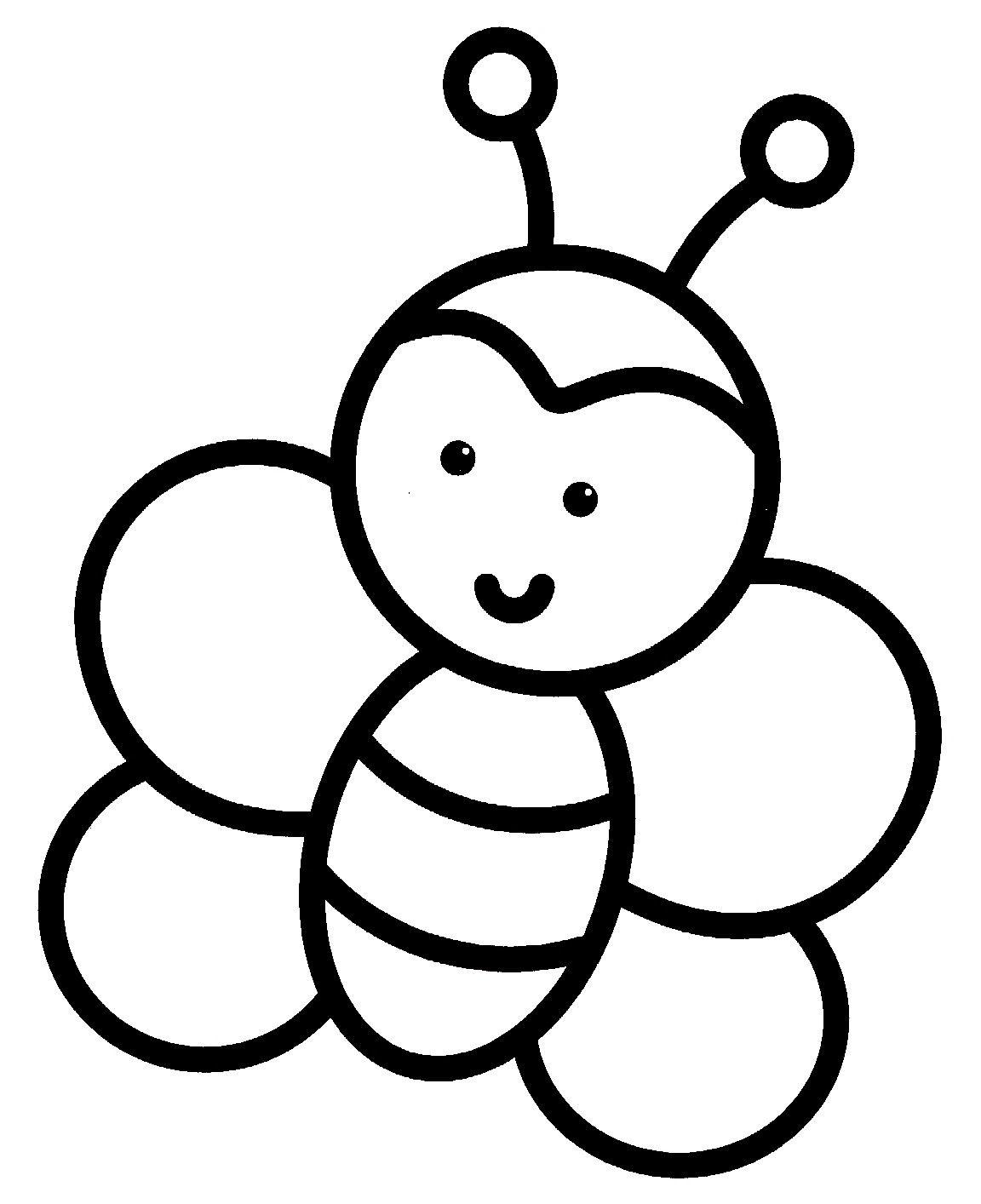 صورة رسوم بسيطة للاطفال , ابسط رسم لتعليم الاطفال