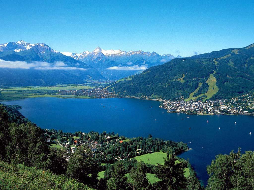 صورة زيلامسي اين تقع , اجمل ما فى بلاد النمسا