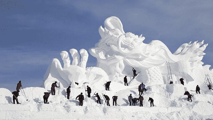 صورة تفسير حلم الثلج , اهم الاشياء فى تفسير حلم الثلج