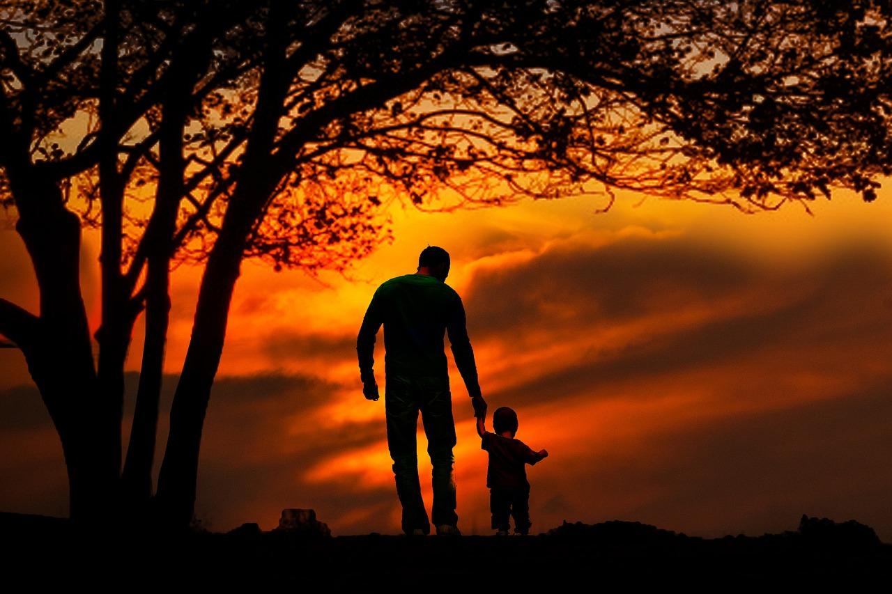 صورة رايت ابى المتوفى فى المنام , تفسير رؤيه الاب المتوفى فى المنام