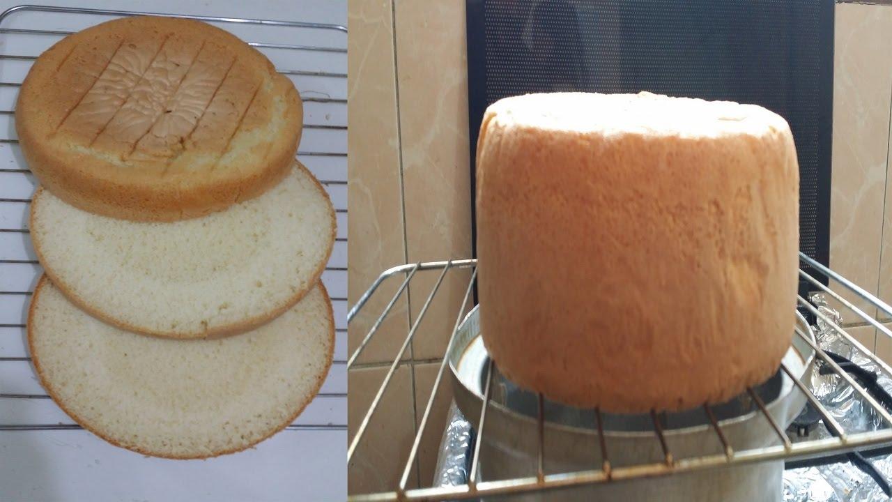 صورة الكيكه الاسفنجيه الناجحه , انجح طريقه لاحتراف الكيكه الاسفنجيه