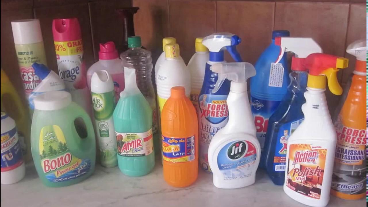صورة شركة مواد تنظيف , خامات وادوات التنظيف فى الشركات