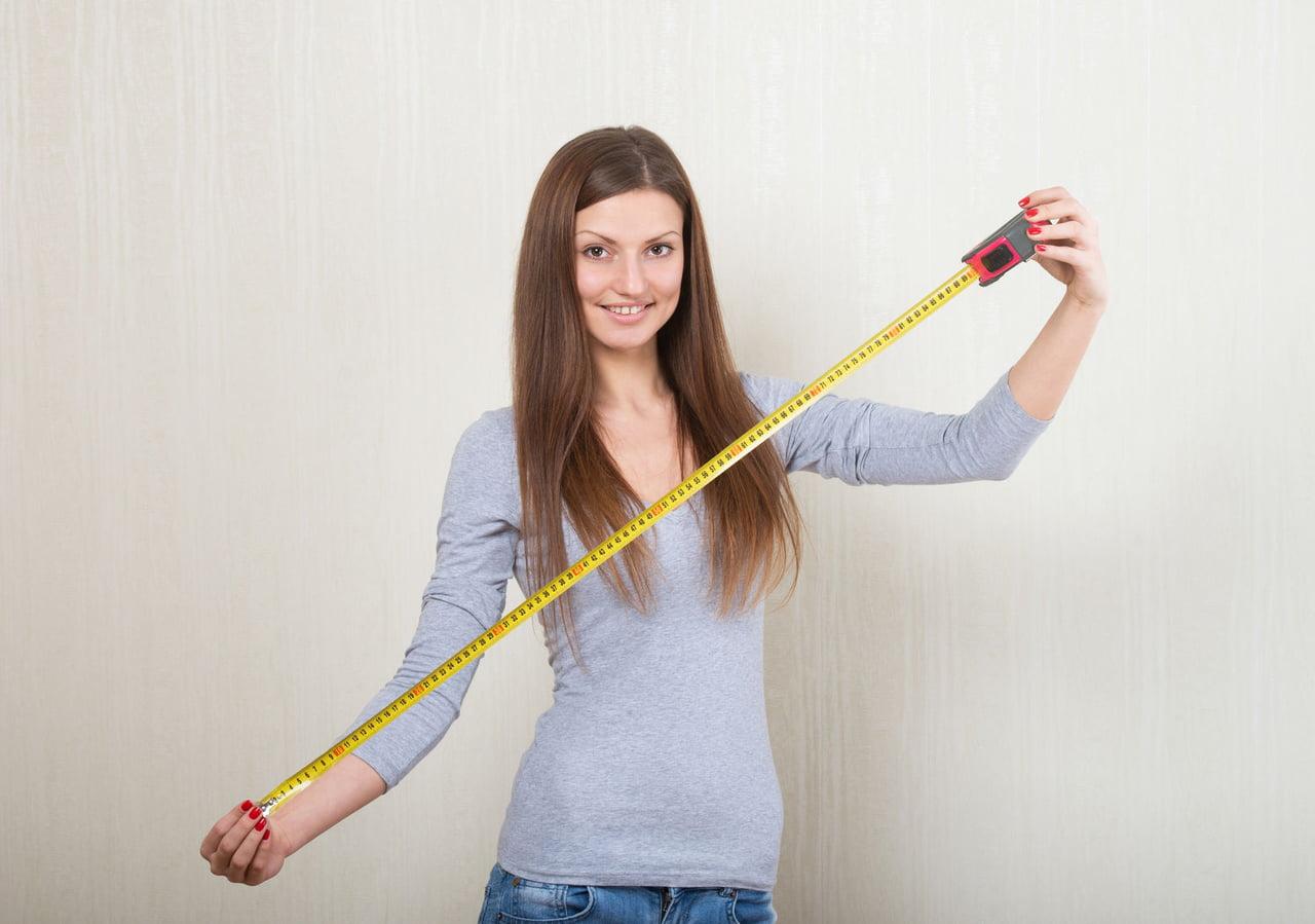 صورة طول البنت الطبيعي , مواصفات البنت فى الطول المناسب