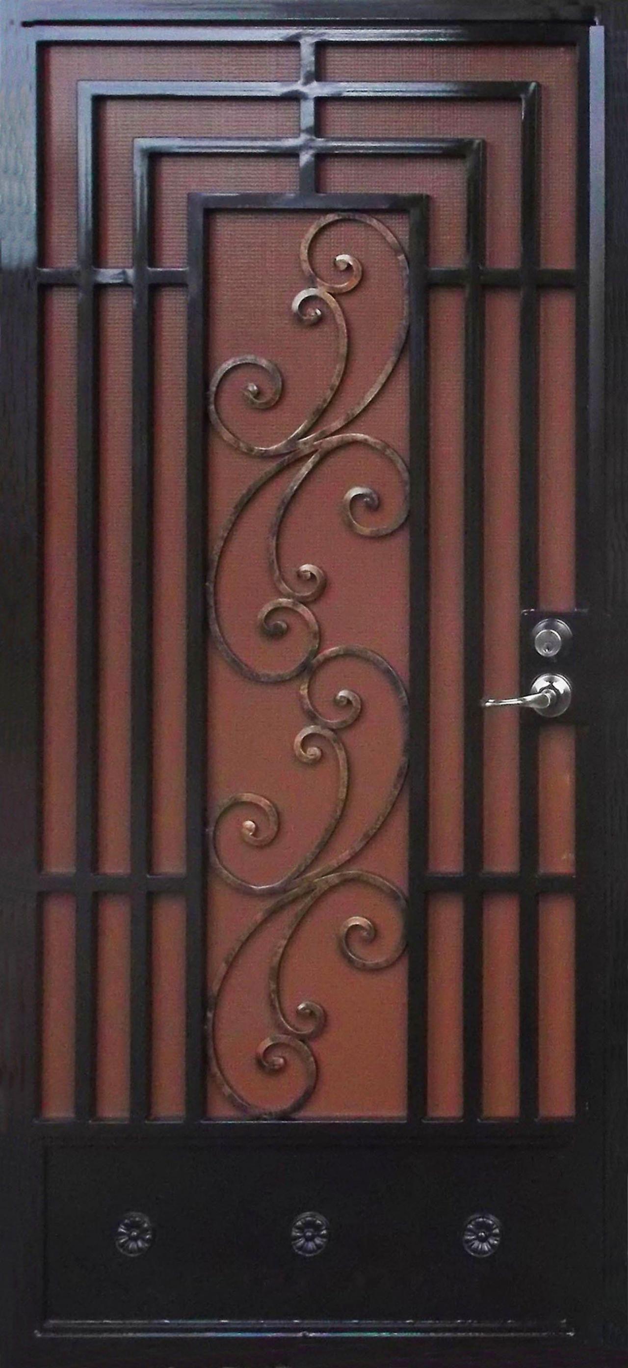 صورة كتالوج بوابات حديد للمنازل , البوابات العصريه والفخمه لامنازل