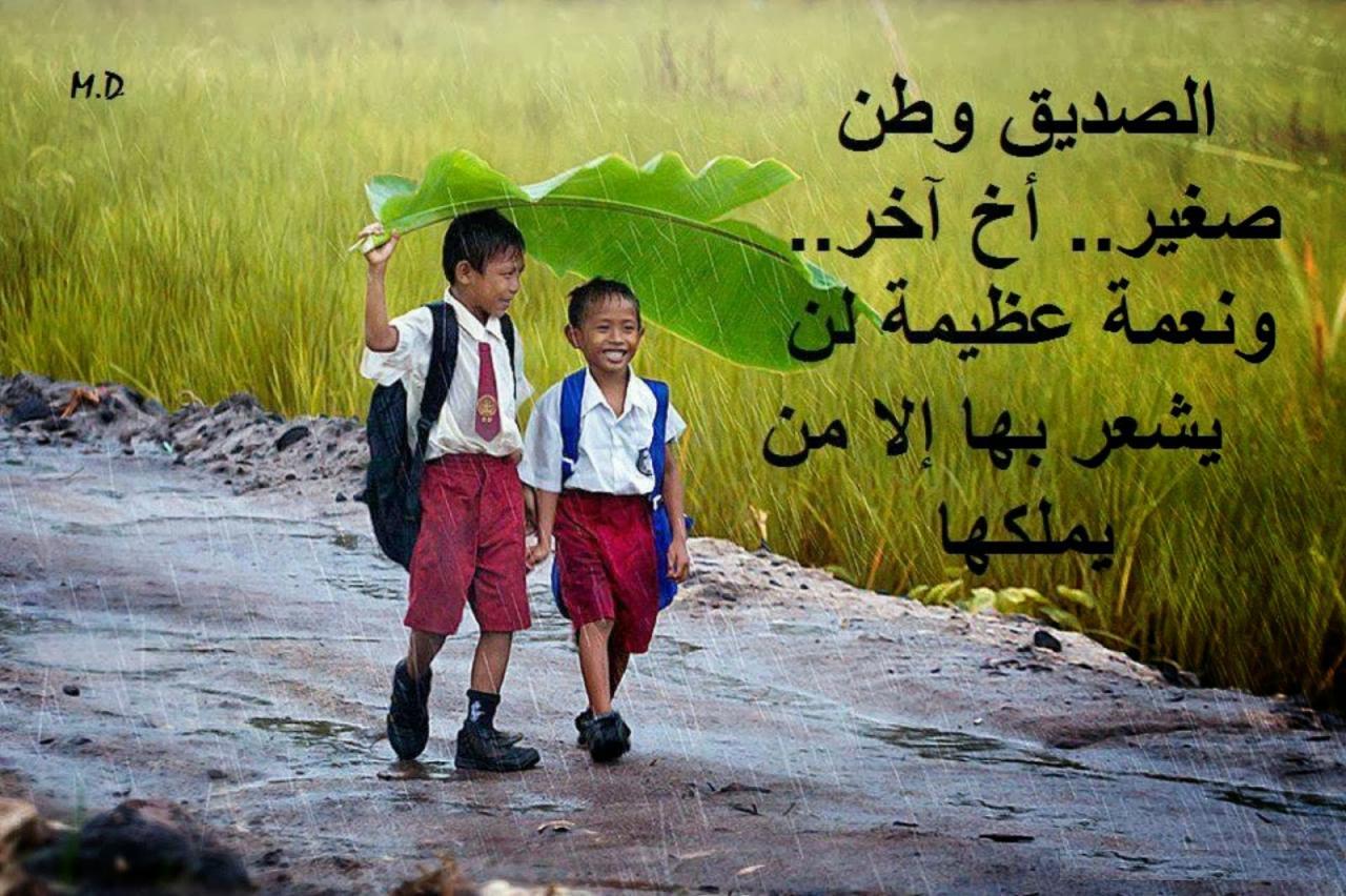 صورة صور على الاصدقاء , اجمل الصور المعبرة عن الصداقة