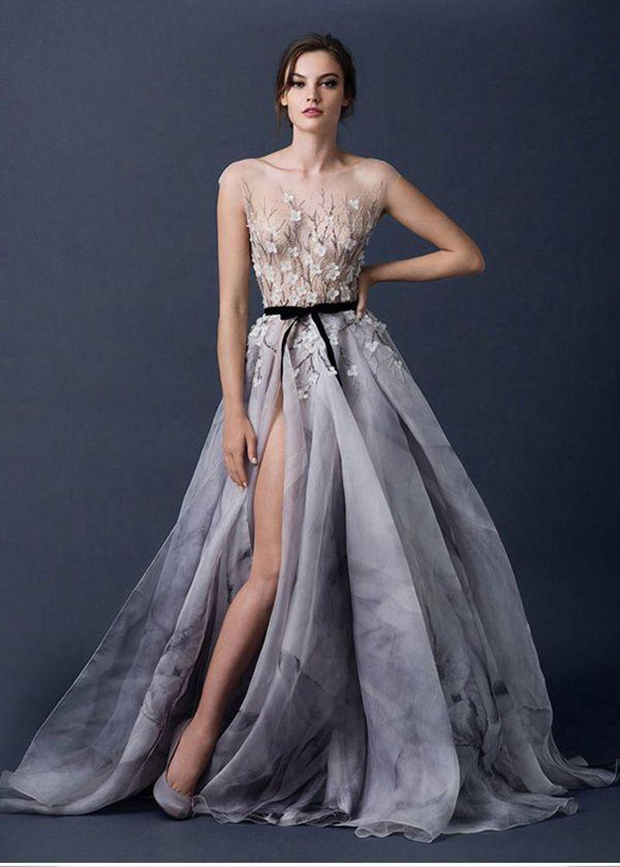 صورة صور فستين روعه , اجمل التصميمات لفساتين السهرة بالصور 11449 3