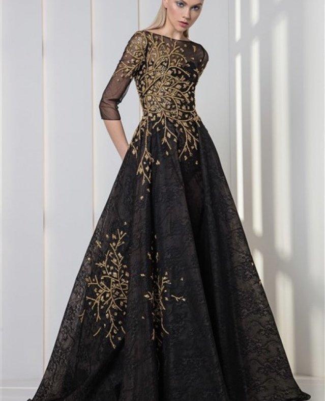 صورة صور فستين روعه , اجمل التصميمات لفساتين السهرة بالصور 11449 5