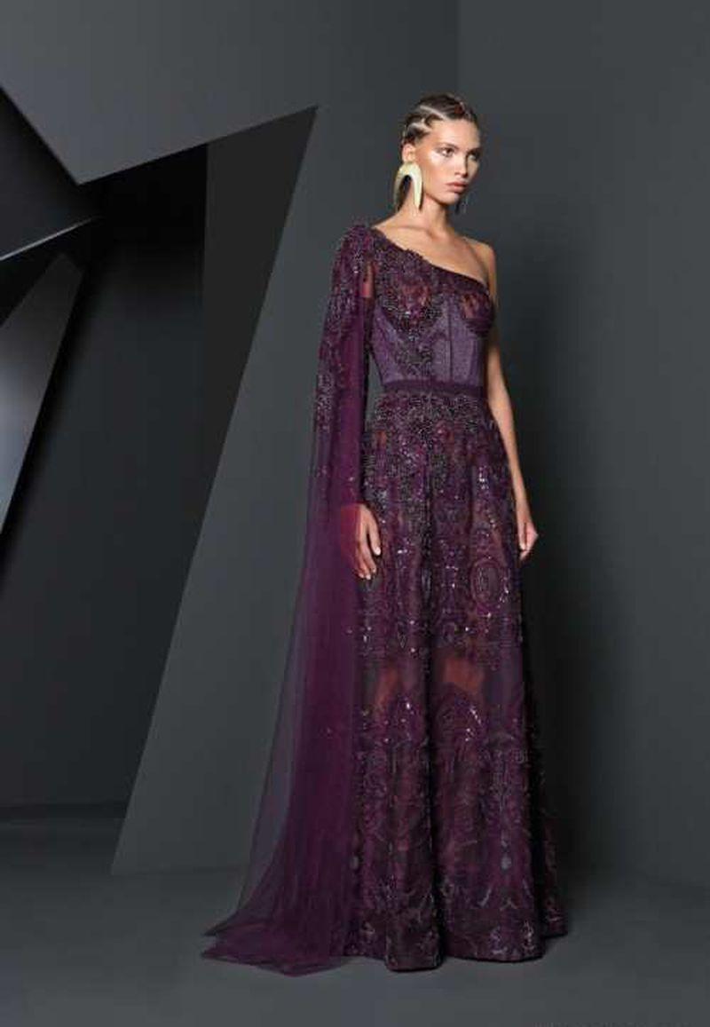 صورة صور فستين روعه , اجمل التصميمات لفساتين السهرة بالصور 11449 7