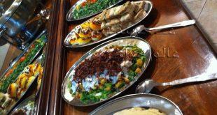 صور بوفيهات منزلية بالصور , اجمل صور بوفيهات منزلية عليها اطعمه جميلة