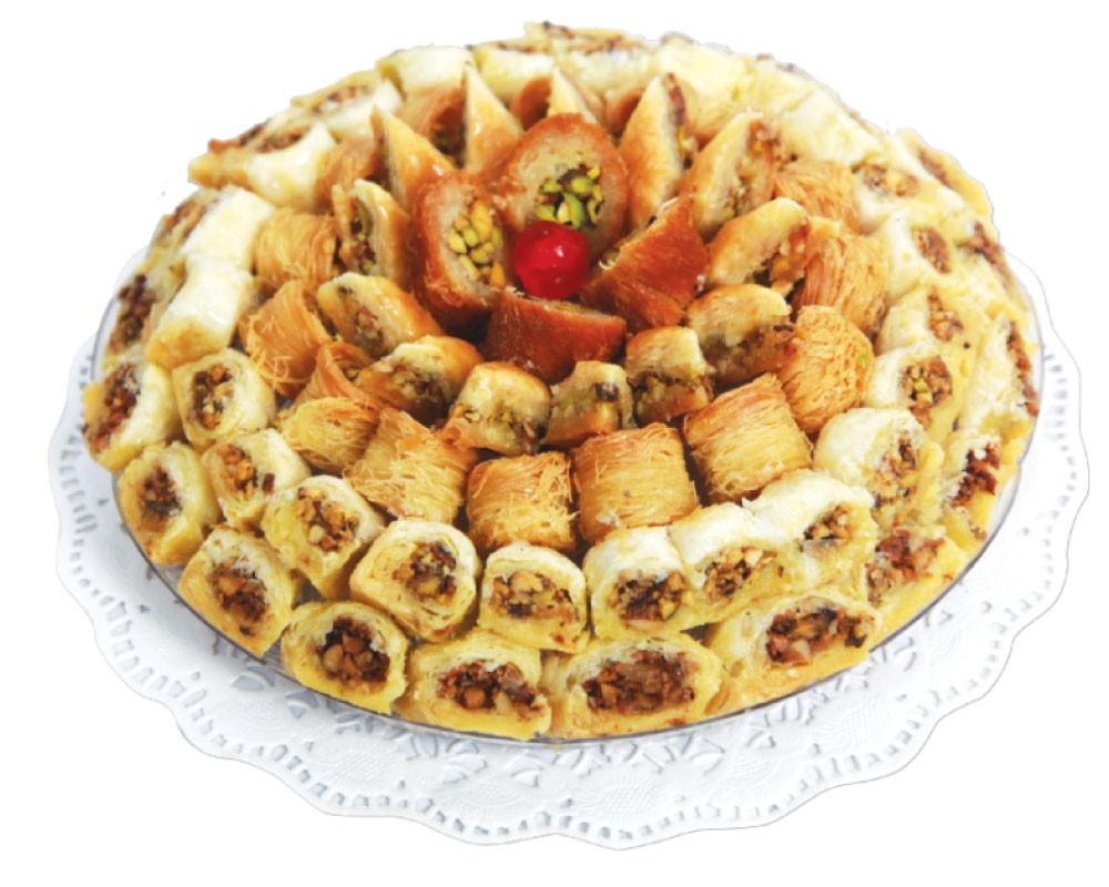 صورة حلويات شرقية بالصور , اجمل الحلويات الشرقيه بالصور