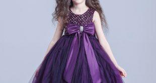 صور بدلات بنات , اجمل الفساتين السوراية للبنات الصغيرة