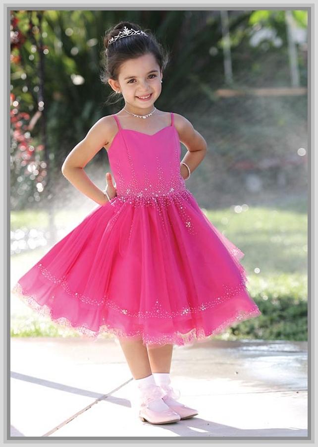 صورة صور بدلات بنات , اجمل الفساتين السوراية للبنات الصغيرة 1258 3