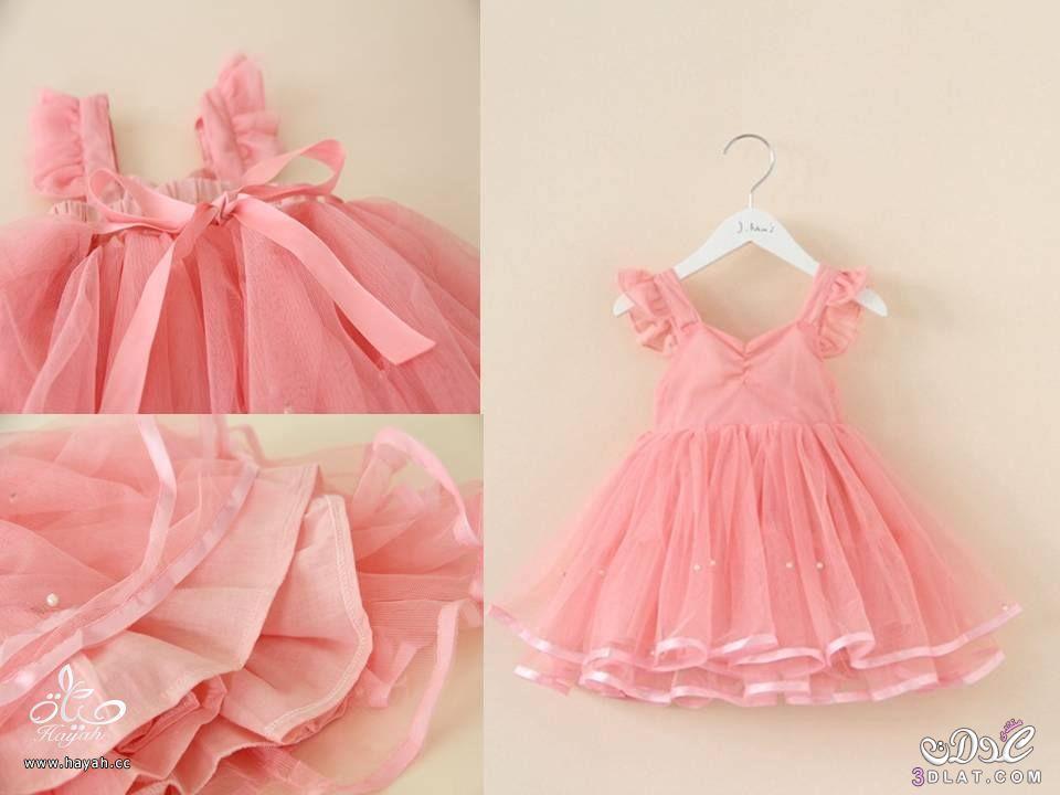 صورة صور بدلات بنات , اجمل الفساتين السوراية للبنات الصغيرة 1258 5