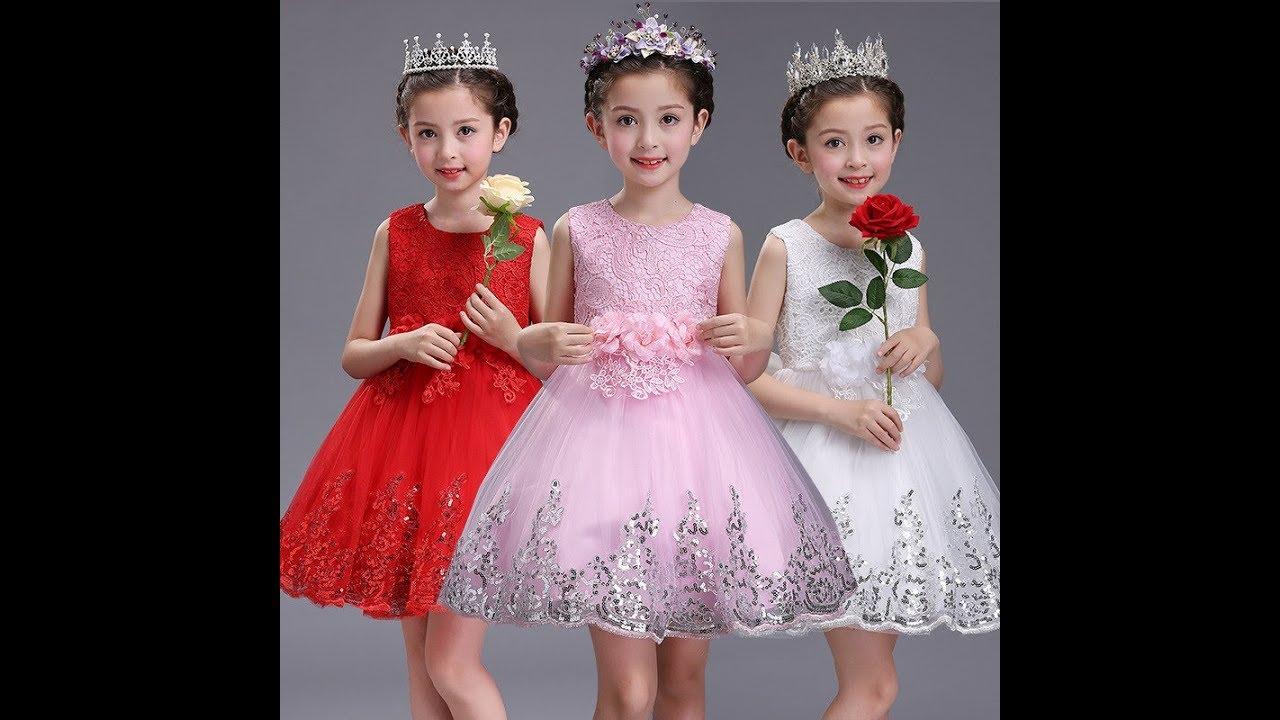 صورة صور بدلات بنات , اجمل الفساتين السوراية للبنات الصغيرة 1258 8