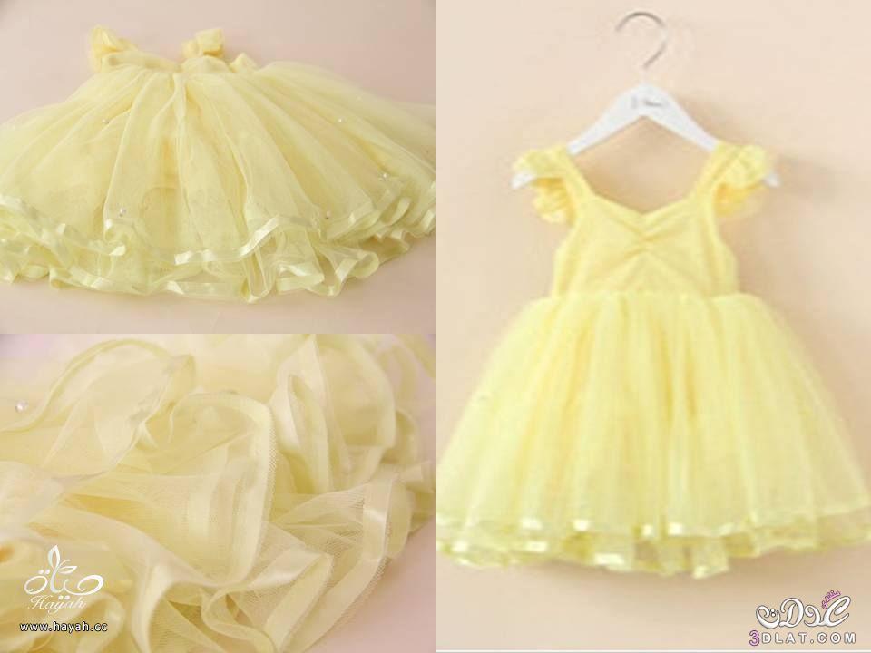 صورة صور بدلات بنات , اجمل الفساتين السوراية للبنات الصغيرة 1258 9