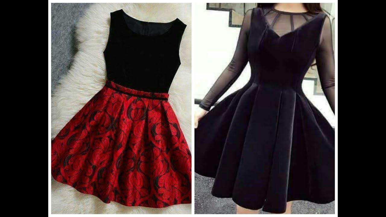 صورة صور فستان قصير , فساتين قصيرة وناعمه بالصور