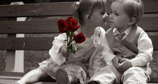 صورة صور اطفال رومانسيه , اجمل صور الاطفال المعبرة عن الحب