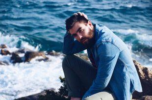 صور صور رجال على الشاطئ , اجمل صور البحر علي الشاطئ للرجال
