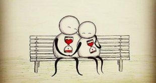صور كرتونيه للحب , رسومات كرتونيه رومانسية بالصور