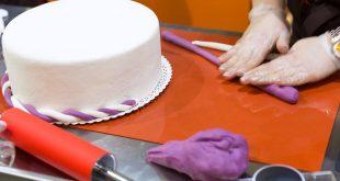 صور طريقة عمل عجينة السكر بالصور , افضل طرق عمل عجينة السكر بالصور