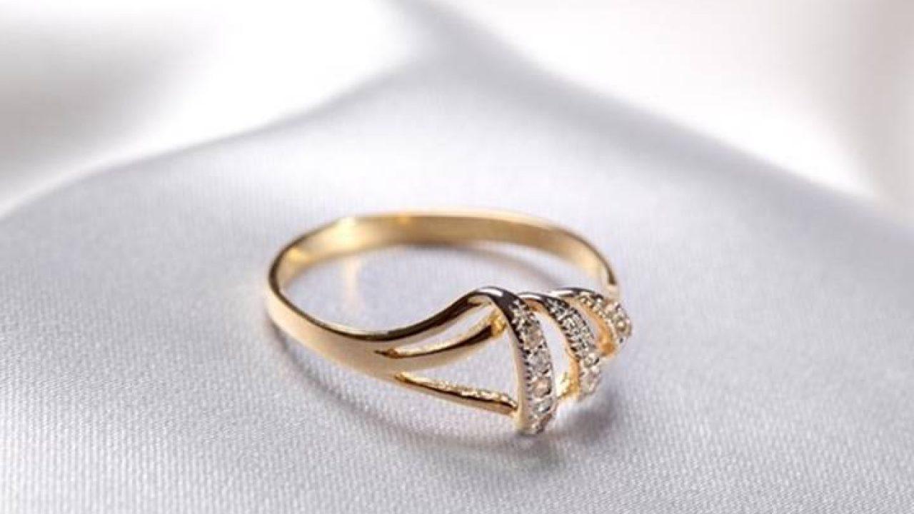 صورة تفسير خاتم الذهب في المنام , حلمت اني رايت خاتم دهب